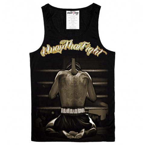 ÁO BORN TO BE MUAY THAI TANK TOP SL-8009