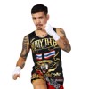 ÁO BORN TO BE MUAY THAI TANK TOP SL-8042