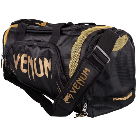 TÚI VENUM TRAINER LITE SPORTS BAG - BLACK/GOLD
