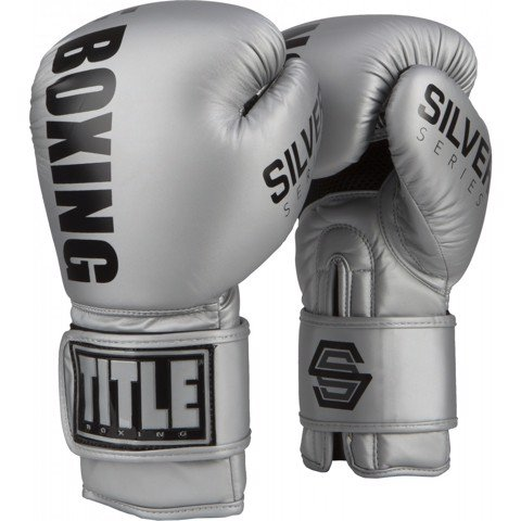 GĂNG TAY TITLE SILVER SERIES SELECT TRAINING GLOVES