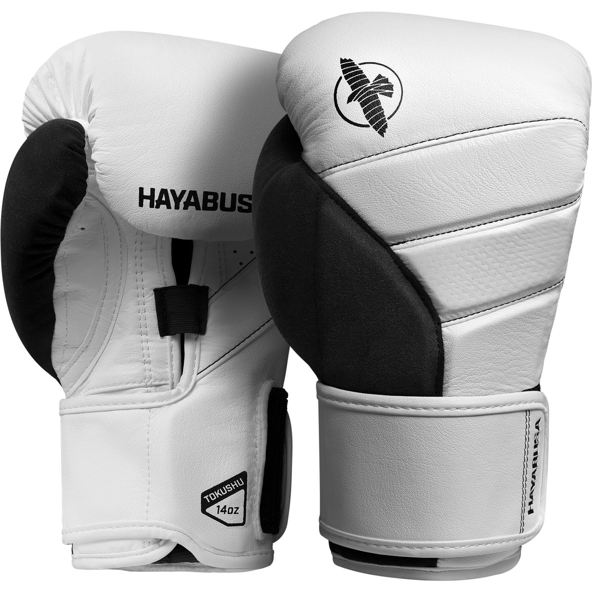 Găng Tay Hayabusa T3 Boxing Gloves - White