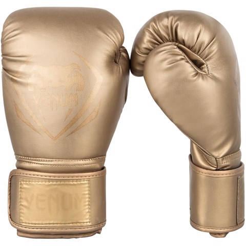 GĂNG TAY VENUM CONTENDER BOXING GLOVES - GOLD