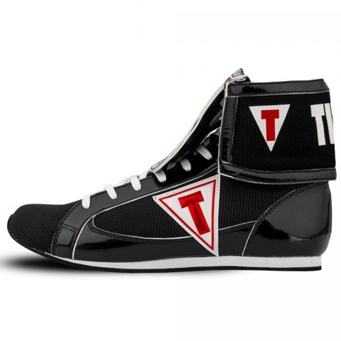 GIÀY TITLE ACCLAIM DOUBLE-DOWN BOXING SHOES - BLACK