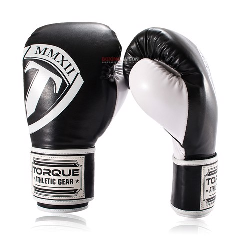 Găng Tay Torque Boxing Gloves - Black/White