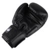 GĂNG TAY TWINS BGVL-3 VELCRO GLOVES - BLACK