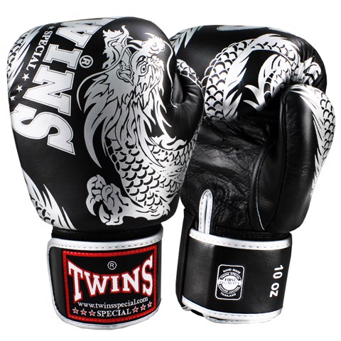 GĂNG TAY TWINS FBGV-49S SPECIAL FANCY BOXING GLOVES DRAGON