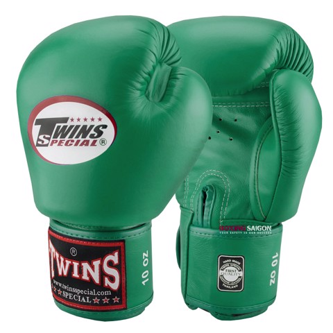 Găng Tay Twins Bgvl-3 Velcro Gloves - Dark Green