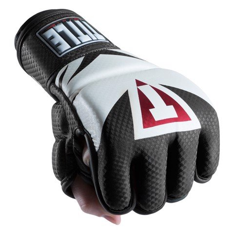 Găng Tay Title Mma Command Training Gloves - Black/White