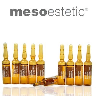 Serum Mesoestetic Ampollas Vitamin C 20%