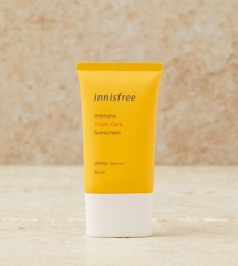 [NEW 2019] Kem Chống Nắng Innisfree Intensive Triple Care Sunscreen Spf 50 Pa++++ 50ml