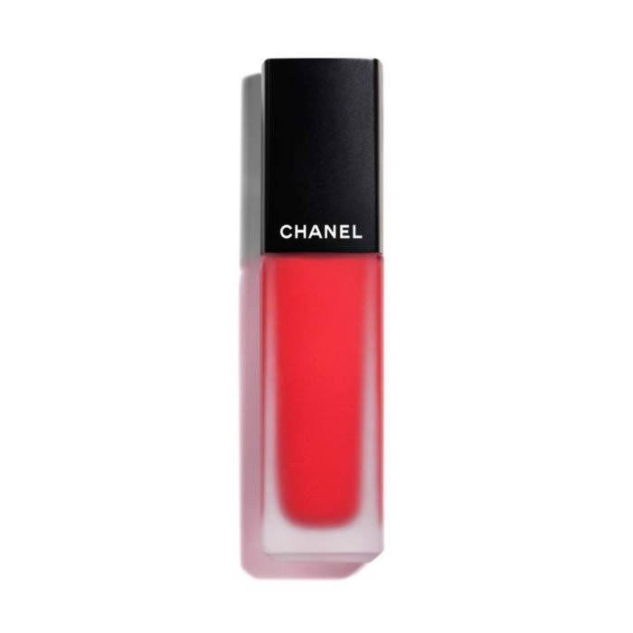 Son Kem Chanel Allure Ink Fusion Chanel 816 Fresh Red NEW