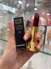 Son Chanel Rouge Allure Velvet Luminous Matte 70 Unique Lỗi