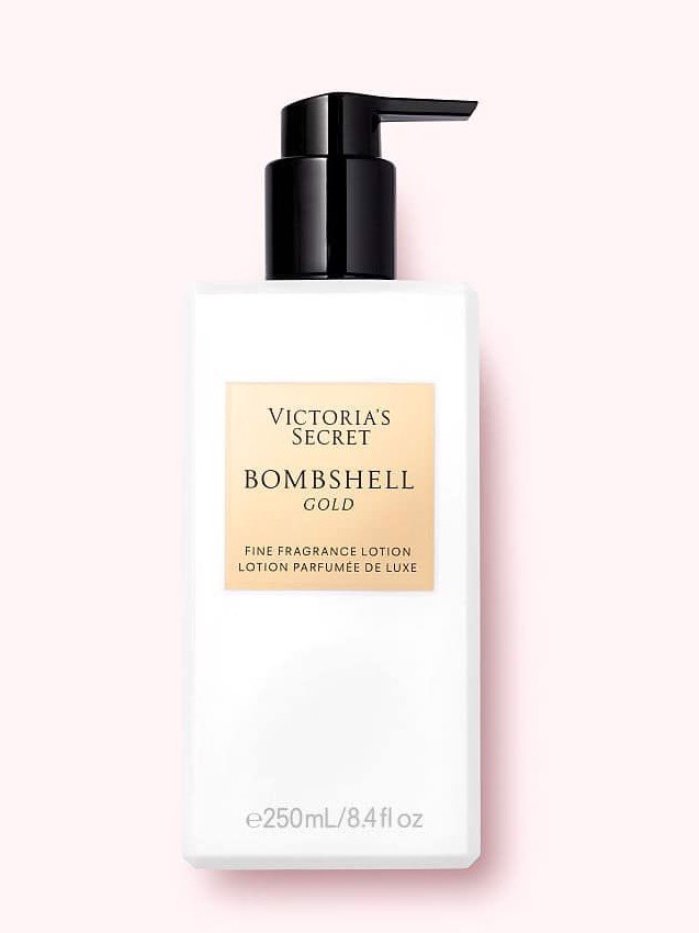 Lotion Dưỡng Thể Victoria's Secret Bomshell Gold 250ML
