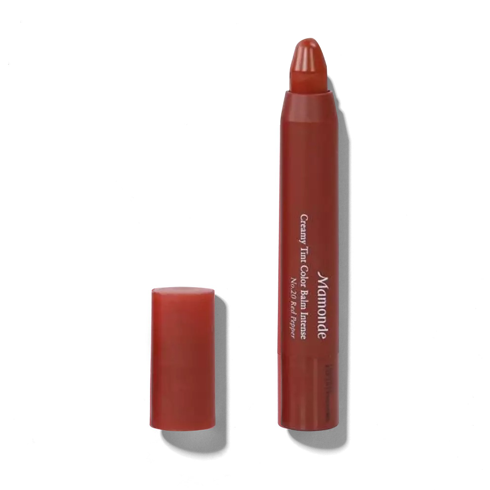 Son Bút Chì Mamonde Creamy Tint Color Balm Intense Màu 20 Red Pepper