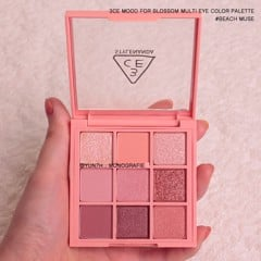 Bảng Phấn Mắt 3CE Multi Eye Color Palette Beach Muse 8.2g