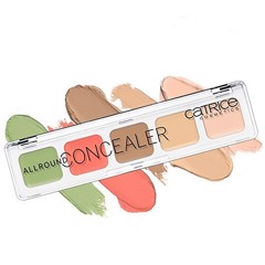 Bảng Che Khuyết Điểm Đa Năng Catrice Allround Concealer Palette