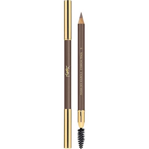 Chì Kẻ Mày YSL Dessin Des Sourcils Eyebrow Pencil 3 Marron Glace