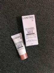 Kem chống nắng Lancôme UV Expert Tone Up Milk Pearly White SPF 50+PA++++ 5ML