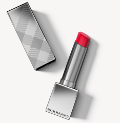 Son Burberry Kisses Sheer Màu 309 Poppy Red