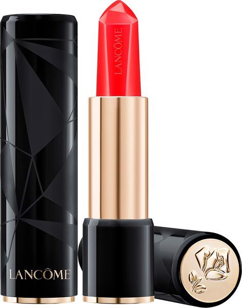 Son Lancome L'Absolu Rouge Ruby Cream Long-Lasting Lipstick 138 Raging Red Ruby (Vừa Ra Mắt)
