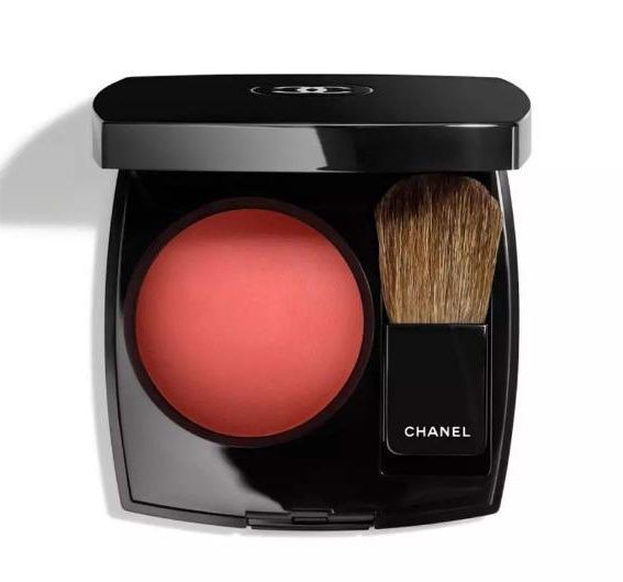 Phấn Má Hồng Chanel Joues Contraste Powder Blush 450 Coral Red