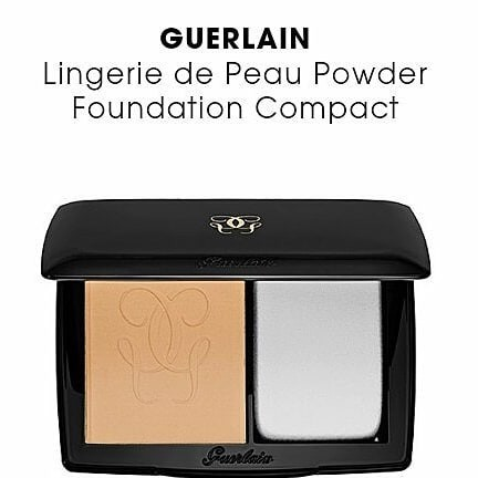 Phấn Phủ Guerlain Lingerie De Peau Nude Powder Foundation Moisture Retention-Matte Effect SPF 20 PA++