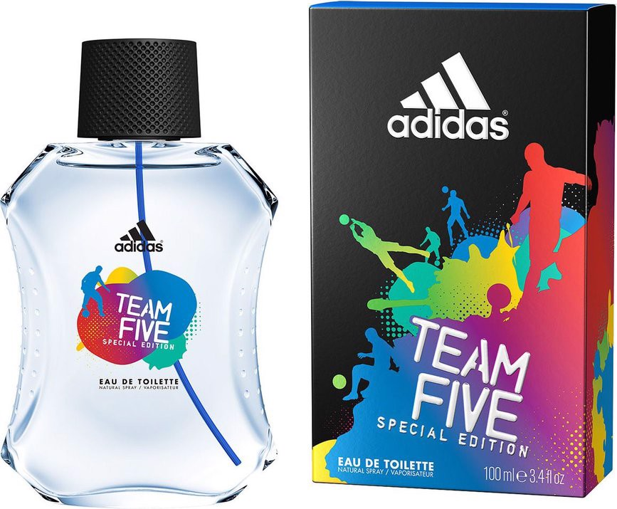 Nước Hoa Nam Adidas Team Five EDT 100ml