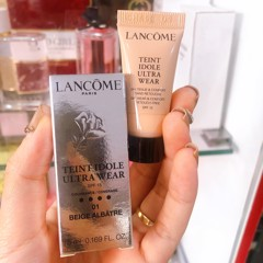 Kem Nền Lancome Teint Idole Ultra 24H Long Wear Foundation 5ML Mini