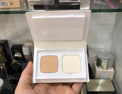 Phấn Trang Điểm Chanel Le Blanc Light Creator Whitening Compact Foundation SPF 25 / PA+++ Mini