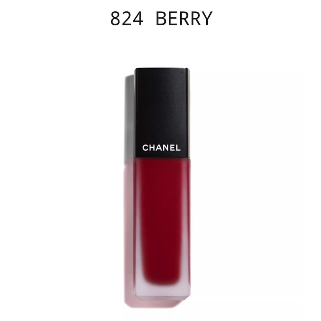 Son Kem Chanel Allure Ink Fusion 824 Berry NEW