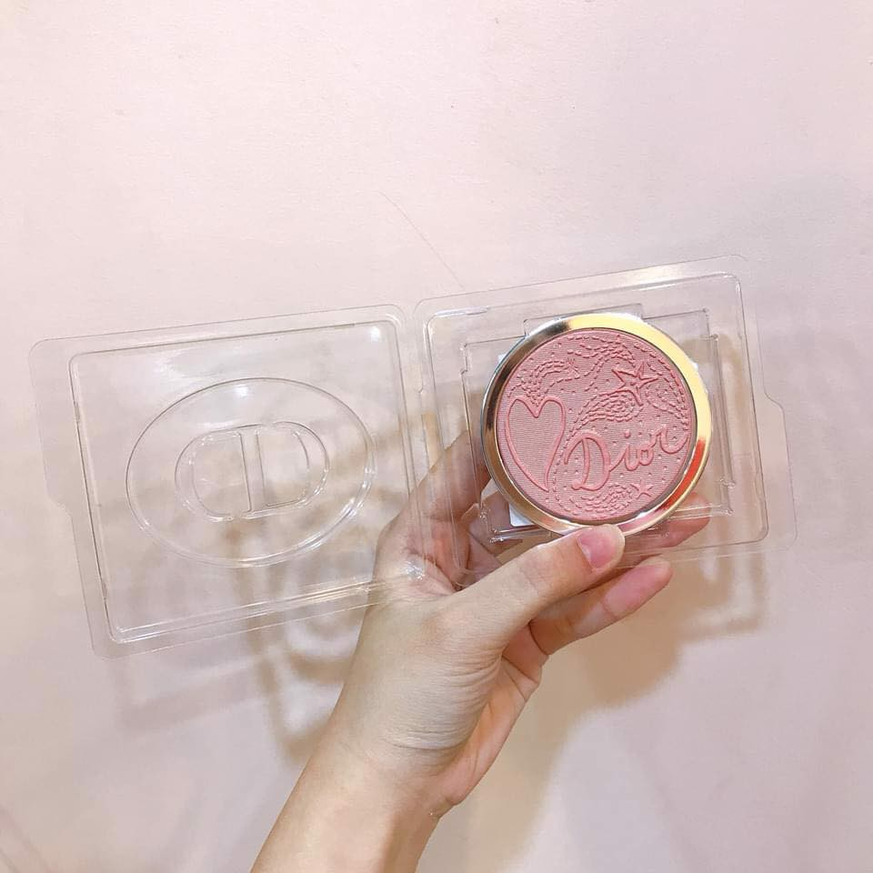 Bảng Highlight Dior Luminizer 09 Limited Tester Full Size