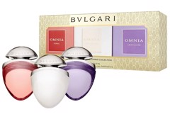 Bộ Qùa Tặng Nước Hoa Bvlgari The Omnia Charms Collection ( 3 x15ML )