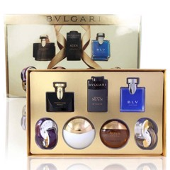 Giftset Bvlgari Men & Women The Iconic Miniature Collection