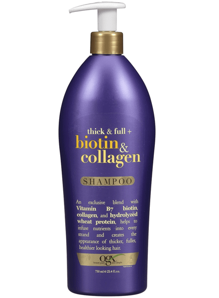 Dầu Gội Biotin & Collagen 750ML