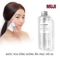 Nước Hoa Hồng Muji Light Toning Water #Light
