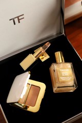 Gift Set Tom Ford Soleil Gold And Shimmer Limited Edition