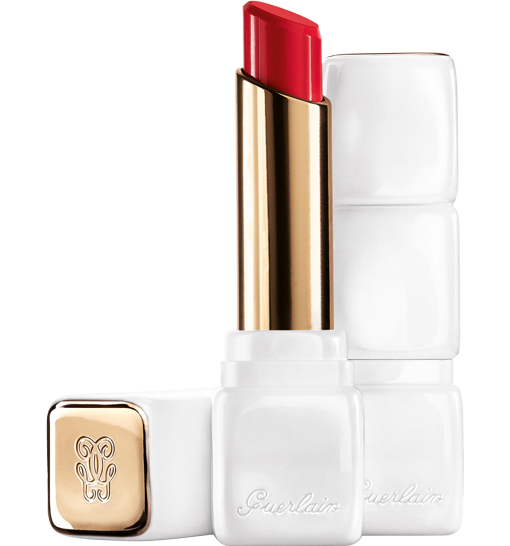 Son Dưỡng Guerlain Kiss Kiss Rose Lip Màu R329 Crazy Bouquet