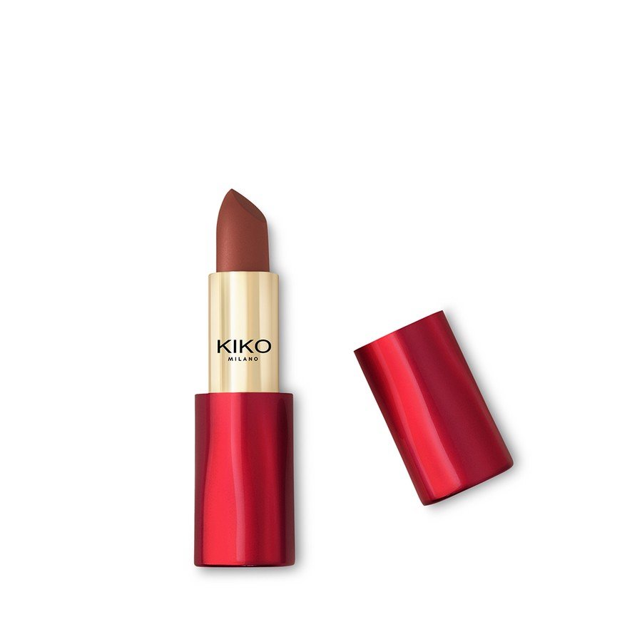 Son Kiko Magical Holiday Matte Màu 02 Posh Brown Limited Edition