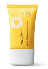 Kem Chống Nắng Innisfree Perfect UV Protection Cream Long Lasting SPF50+ PA+++ (For Dry Skin)