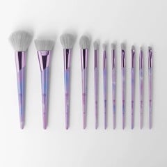 Bộ Cọ 11 Cây Lavender Luxe Bh Cosmetics - 11 Piece Brush Set