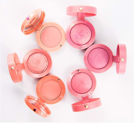 Phấn má Bourjois Little Round Pot Blusher Pháp