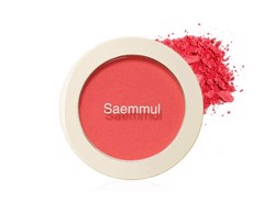 Phấn Má Hồng The Saem Saemmul Single Blusher PK01