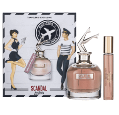 Gift Set Jean Paul Gaultier Airlines Scandal ( 80ML + 20ML )