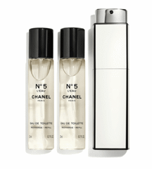 Set Nước Hoa Chanel N°5 L'eau EDT ( 3x20ML)