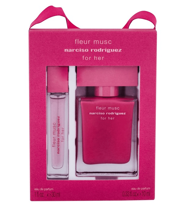 Giftset Nước Hoa Narciso Rodriguez Fleur Musc For Her