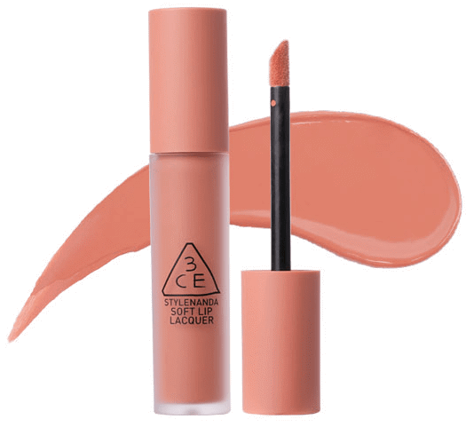 Son 3CE Kem Soft Lip Lacquer Màu Neutral Avenue