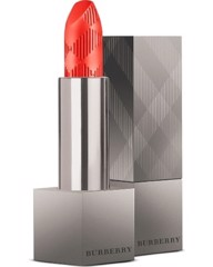 Son Burberry Lip Velvet Matte Màu 412 Orange Red