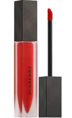 Son Kem Burberry Liquid Lip Velvet Màu 37 Regiment Red