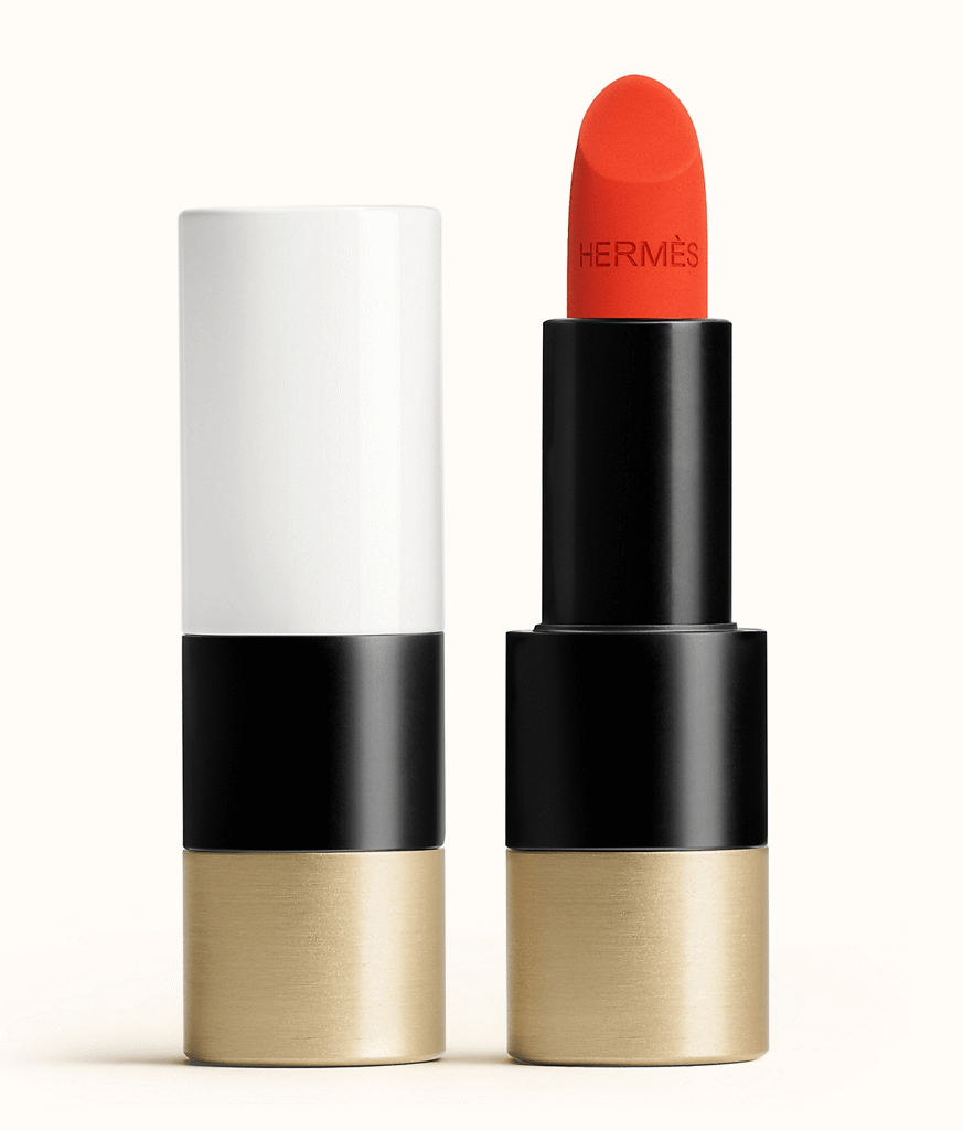 Son Hermès Matte Màu 53 Rouge Orange