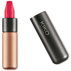 Son Kiko Matte Velvet Passion Màu 310 Strawberry Red